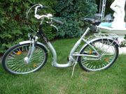 Alu Tiefeinstieg Fahrrad 28 7