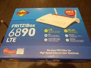 Fritzbox 6890 WLAN-Router LTE DSL