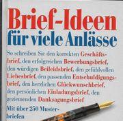 Breif-Ideen für viele Anlässe