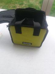 Ryobi Werkzeugtasche neu aus Set