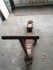 Grazia hydraulischer Rangierheber 10 Tonnen