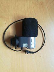 Sony ECM-MSD1 Stereo Gun Zoom