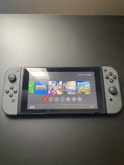 Nintendo Switch V2 mit 6