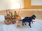 Playmobil Reiterhof - Pferdekutsche Nr 4186