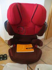 cybex Solution X2 fix Kindersitz