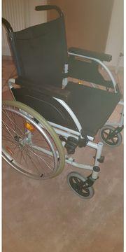 Leichtmetall-Rollstuhl Breezy