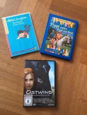 2 DVD s Pippi Langstrumpf