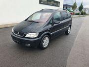 Opel Zafira 2 0 Dti