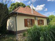Ungarn Haus auf der Südseite