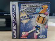 Bomberman 2 Max Game Boy
