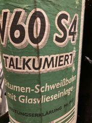 Bitumen Schweißbahn mit Glasvlieseinlage 2