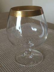 Hochwertige Cognacschwenker New York -Sammlerglas-
