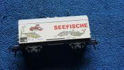 1 Fleischmann H0 Kühlwagen Seefische