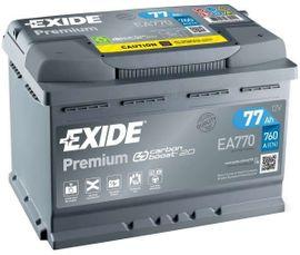 Bild 4 - EXIDE - neue Autobatterie Starterbatterie - Wolfurt