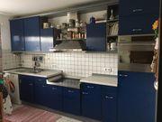 Einbauküche inkl Elektrogeräte u Waschmaschine