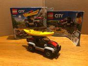 Lego City 60240