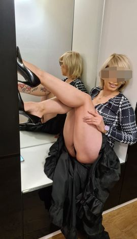Escort-Damen - Sexy Sabrina