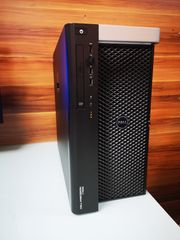 Workstation Dell t7600 128 gb