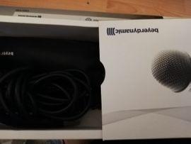 Unbenutztes Beyerdynamic Mikrofonset mit Mikrofonständer: Kleinanzeigen aus Karlsruhe Grünwinkel - Rubrik Studio, Recording (Equipment)