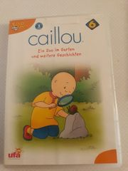 Caillou DVDs plus 1 gratis