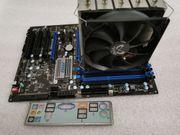 Mainboard MSI H55-G43 MS-7638 Intel