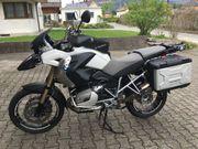 BMW R1200 GS Sondermodell