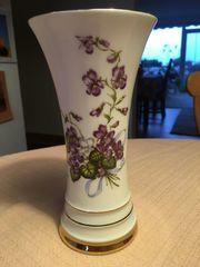 Stilvolle Vase der Fa Bavaria