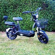 E-Bike - E-Scooter 25kmh mit 100km