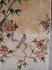 Sehr gut erhaltene Wandteppiche aus