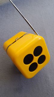 Würfelradio Cube SIEMENS RK 501