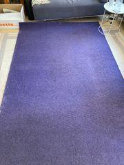 Tretford-Teppich lila 2 m-Bahnen ca
