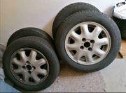 Opel Zafira Auto Reifen Alufelgen