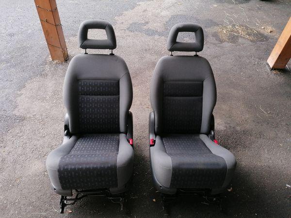Autositze für Sharan und Alhambra