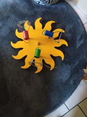 1 Kinderzimmerlampe Sonne Paul Neuhaus
