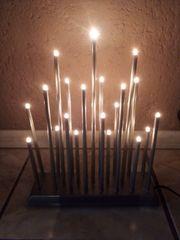 Leuchter für die Weihnachtszeit