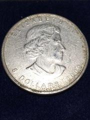 Elisabeth Canada 5 Dollar 9999