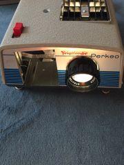 Voigtländer Perkeo Vintage Diaprojektor im