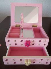 Little Princess Schmuckkasten Spieluhr Spiegel