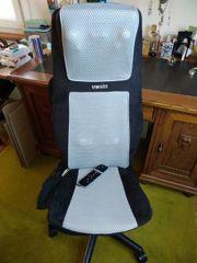 Massage Sitzauflage SBM-600H-EU Shiatsu