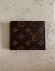 Louis Vuitton Portemonnaie Portmonee braun