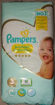 Windeln von Pampers protection premium