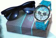 Herren Prestige Geschenkset Uhr mit