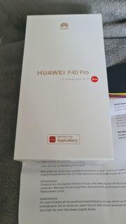 Huawei p 40 pro 256GB