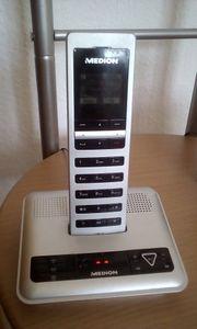 MEDION MD 83022 Telefonanlage Basis