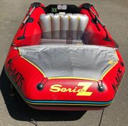 Top erhaltenes Schlauchboot Zodiac Z31