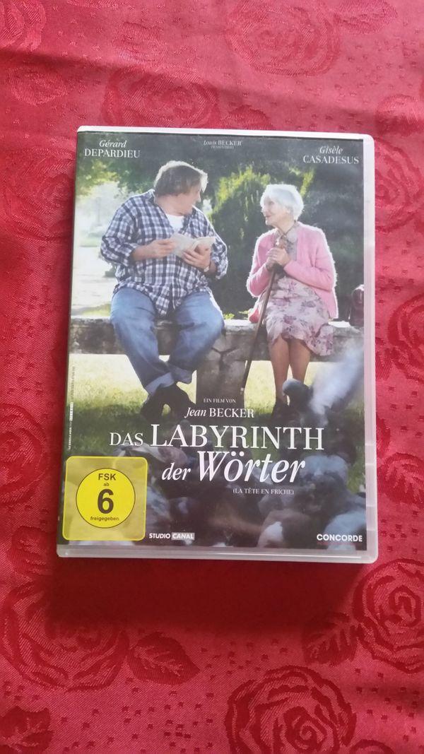 Gérard Depardieu Das Labyrinth der