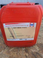 Schneidöl Bohröl Bohrmilch OEST MEBA