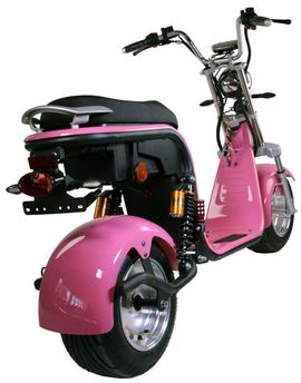 RE05 CityCoco Big Wheel Harley: Kleinanzeigen aus Geretsried - Rubrik Sonstige Motorroller