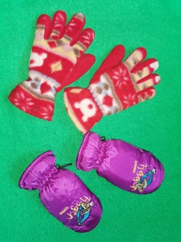 2er Handschuh Set