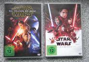 Star Wars VII VIII auf